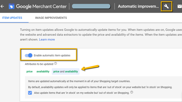 automatic-update-gmc-price-availability